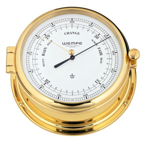 Barometer Admiral -II Messing