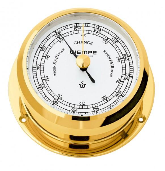 Barometer PIRAT II Messing
